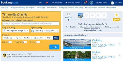 Top 3 website đặt phòng khách sạn trực tuyến chất lượng nhất