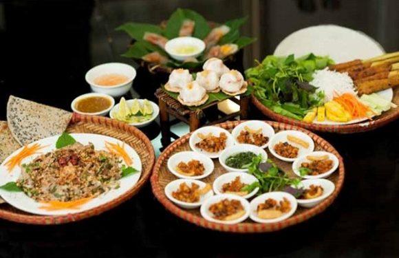 Du lịch miền Trung với những nền ẩm thực giản dị
