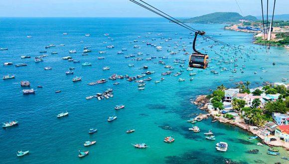 Du lịch đảo ngọc Phú Quốc biển xanh cát vàng