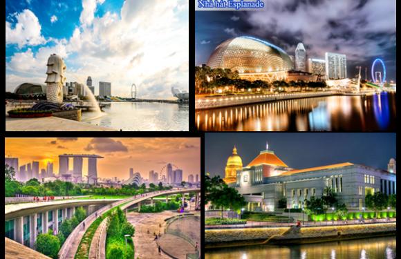 Những kinh nghiệm vàng khi du lịch Singapore, Malaysia, Indonesia